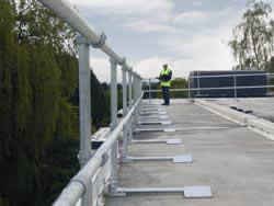 Fall Arrest and Personal Safety Systems edge protection