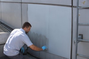 cladding maintenance